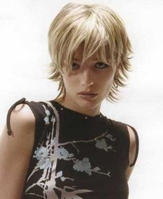 Short Layered Haircuts, Short Hairstyles For Thick Hair, Haircuts For Fine Hair, Short Straight Hair, Short Hair With Layers, Short Hair Cuts, Layered Hairstyles, Choppy Hairstyles, Long Bob