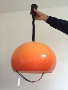 Rise and fall pendant pull down ceiling light white metal shade guzzini rise fall pendant ceiling light aloadofball Choice Image