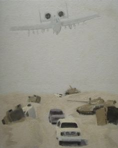 "Andy Swani; Painting, ""Road to Baghdad"" #art"