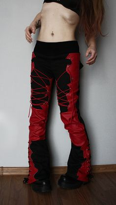 Rock Metal Women's Pants - bio cotton - S