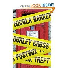 Burley Cross Postbox Theft [Unabridged Audiobook, CD]