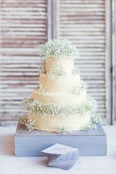 Casamento com gypsophila | O Nosso Casamento