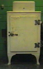 old refrigerator google search vintage refri old 1937 ge refrigerator town players history