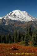 Mount Rainier National Park: Naches Peak Loop | Hiking in Washington (Easy) ---Had many  picnics here while growing up.