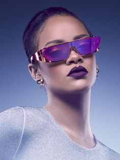 Pin for Later: Rihanna's Dior Sunglasses Are Edgy as Ever — and Ready to Shop
