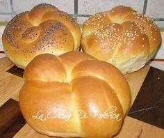 Panini all'olio speciali con macchina del pane