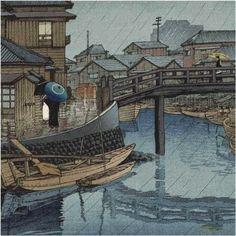 Pizarra del espectador: Kawase Hasui (1883-1957) (1)
