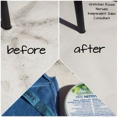Clean up your patio furniture with Norwex! #365daysofNorwex #naturalcleaning