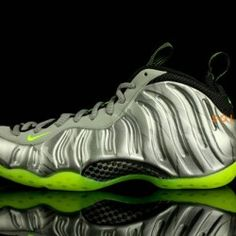 568652bbcbeba Nike Air Foamposite One – Metallic Silver from www.marsportshop.com  Subscribe to my
