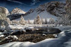 Precious Snow by Fabien Dal Vecchio on 500px
