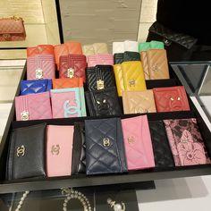 324f74795879 29 Best Chanel Card Case images | Card case, Chanel card holder, Wallet