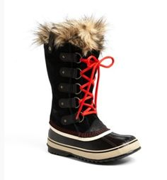 Sorel boots ❄️cute and ready for snow