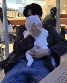 Cute Asian Babies, Korean Babies, Asian Kids, Cute Babies, Father And Baby, Dad Baby, Baby Kids, Baby Boy, Kids Boys