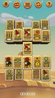 GAME Double-sided Mahjong Cleopatra v1.2 Apk for Android - http://apkville.net/2015/04/game-double-sided-mahjong-cleopatra-v1-2-apk-for-android/
