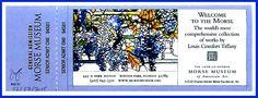 A visit to the Morse Tiffany museum in Winter Park Florida Sarasota Florida, Orlando Florida, Winter Park Florida, New Bedford, Universal Studios, American History, Tiffany, Museum, The Incredibles