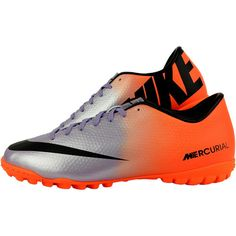 Ghete fotbal Nike Mercurial Victory IV TF Victorious, Cleats, Nike, Sneakers, Sports, Fashion, Football Boots, Tennis Sneakers, Sneaker