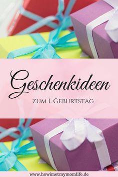 Du bist auf der Suche nach Geschenken zum 1. Geburtstag? Dann bist du auf meinem Blog genau richtig! Ich stelle viele Geschenkideen für Kinder ab 12 Monaten vor!