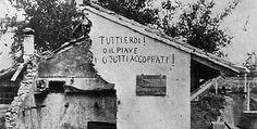 Al Piave! WWI 1918