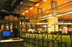A new twist on Italian! A lovely Chicago restaurant inside The Thompson Hotel - Nico Osteria