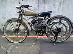 schwinn whizzer bicycle
