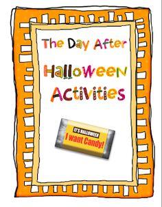 Bippity boppity boo spookalicous read aloud activities top teacher