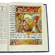 Arthur Szyk Passover Haggadah and Esther Scroll.