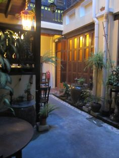 Cintra Heritage House @ Penang, Malaysia - another great coffee hangout.
