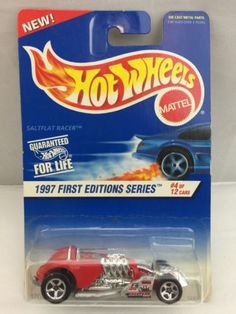 Racing camaro hot wheels vintage