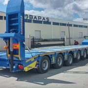 2 - 10 Axle Lowbed Take The First Step, Marketing, Autos