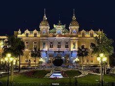 Kaszinó, Monaco