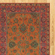 found this same rug at one other site, but at a more inexpensive price here at World Market... of course, there is shipping cost and the wait of 5 to 6 weeks longer than an instant turn around at the other site.