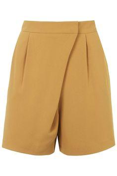 Wrap City Shorts - Shorts - Clothing - Topshop USA