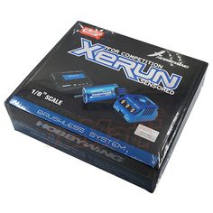 Hobbywing XERUN Sensored Brushless Motor 4068 2250KV+150A ESC For ...