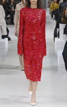 Nina Ricci Fall/Winter 2015 Trunkshow Look 21 on Moda Operandi