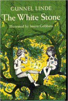 The White Stone: Gunnel Linde: 9780152959104: Amazon.com: Books