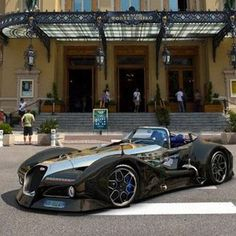 Bugatti 12.4 Atlantique Concept Grand Sport Car