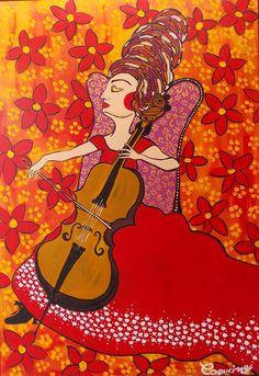 A musicista que sonhava com a primavera de Vivaldi
