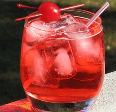 time warp | 1.5 oz. Light Rum  1 oz. Grand Marnier  2 splashes Grenadine  2 splashes Roses Sweet Lime Juice  Cherry for garnish        Directions     Combine all of the ingredients into an ice filled cocktail shaker.  Cover, shake well, and pour into a rocks glass.  Add ice, garnish with a cherry