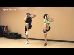 Whether your goal is to lose weight gain muscle or get fit check out our mens and womens workout plan no equipment needed. This workout plans is great for beginners both men and wo Cardio Kickboxing, Tabata Workouts, Zumba, Yoga Fitness, Health Fitness, Pilates Video, Workout Plan For Women, Workout Plans, Weight Loss Blogs