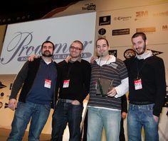 Jaime Tejedor. Cocinero Revelación 2010 #Madridfusion