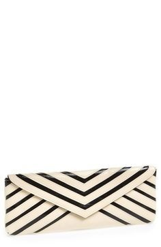 Nordstrom Online & In Store: Shoes, Jewelry, Clothing, Makeup, Dresses Diy Envelope, Envelope Clutch, Cute Wallets, Fashion And Beauty Tips, Cute Bags, Mixing Prints, Handbag Accessories, Paper Dolls, Animal Print Rug