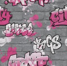 Behang Rasch Kids & Teens 237818 Graffiti