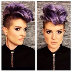 kelly osbourne hair 2014 mohawk - Google Search
