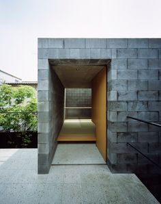 Great A Composition Of Three Monolithic Volumes Constructed Out Of More Than 7000 Concrete  Blocks, The