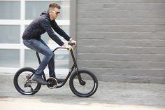 BIG20 est le dernier vélo urbain conçu pour Inner City Bikespar le designer Joey Ruiter, spécialisé dans la conception d'objets, de vélos et d'engins moto