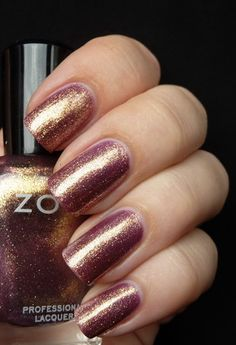 Zoya Nail Polish in Faye swatches from AllYouDesire. LOVE my Faye, it is so pretty when the light hits it!