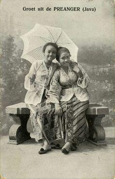 Mojang Priangan. 1910