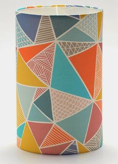 print & pattern blogs new lampshades by sian elin