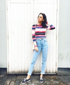 simple style - primark jumper & asos jeans