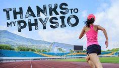 Dia Mundial da Fisioterapia - 8 de Setembro. World Physiotherapy Day - Sept 8th.